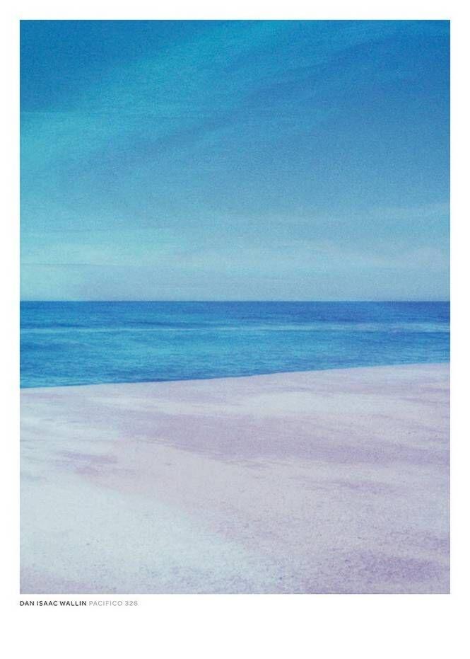 Dan Isaac Wallin Pasifico 326 -juliste, 70 x 50 cm