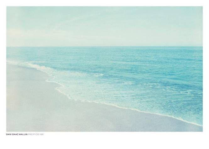 Dan Isaac Wallin Pasifico 166 -juliste, 70 x 50 cm