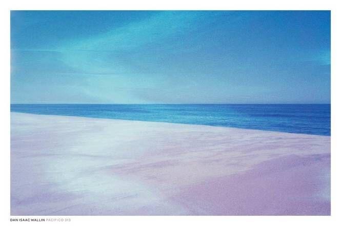 Dan Isaac Wallin Pasifico 313 -juliste, 70 x 50 cm