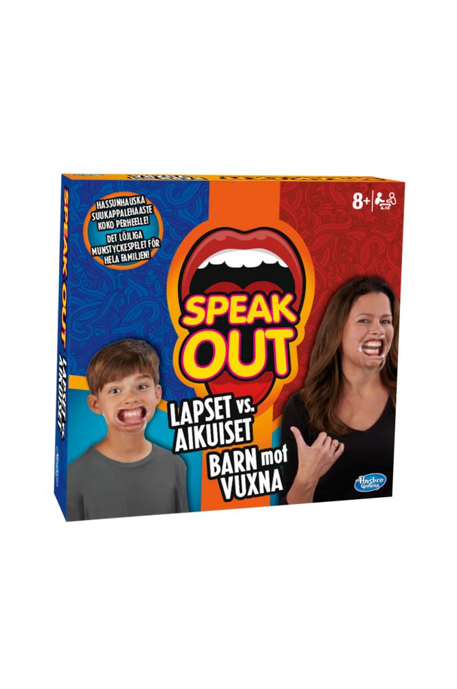Hasbro Speak Out Kids vs. Parents -seurapeli