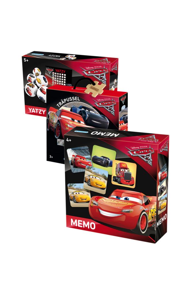 Egmont Kärnan Cars 3 -pelisetti