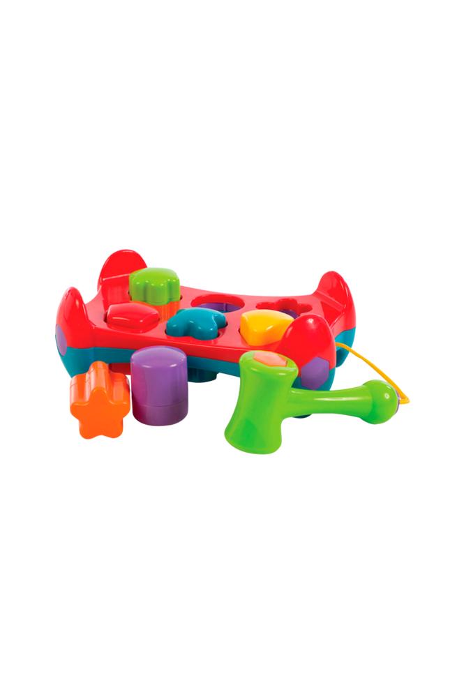 Playgro Hakkalelu, jossa muotoja