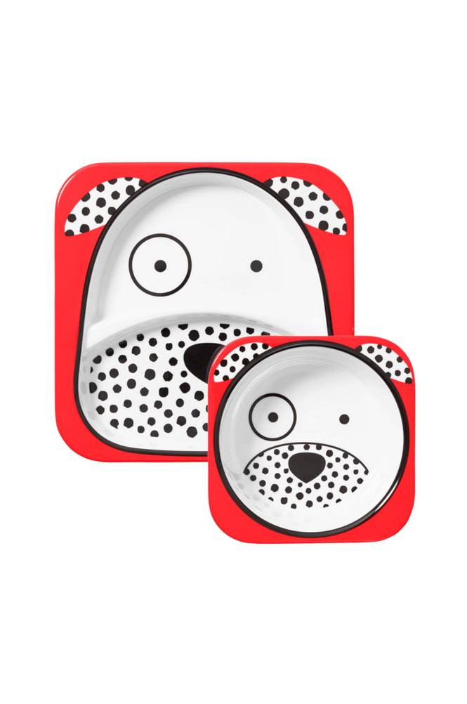 Skip Hop Zoo Dalmatin -lautaset
