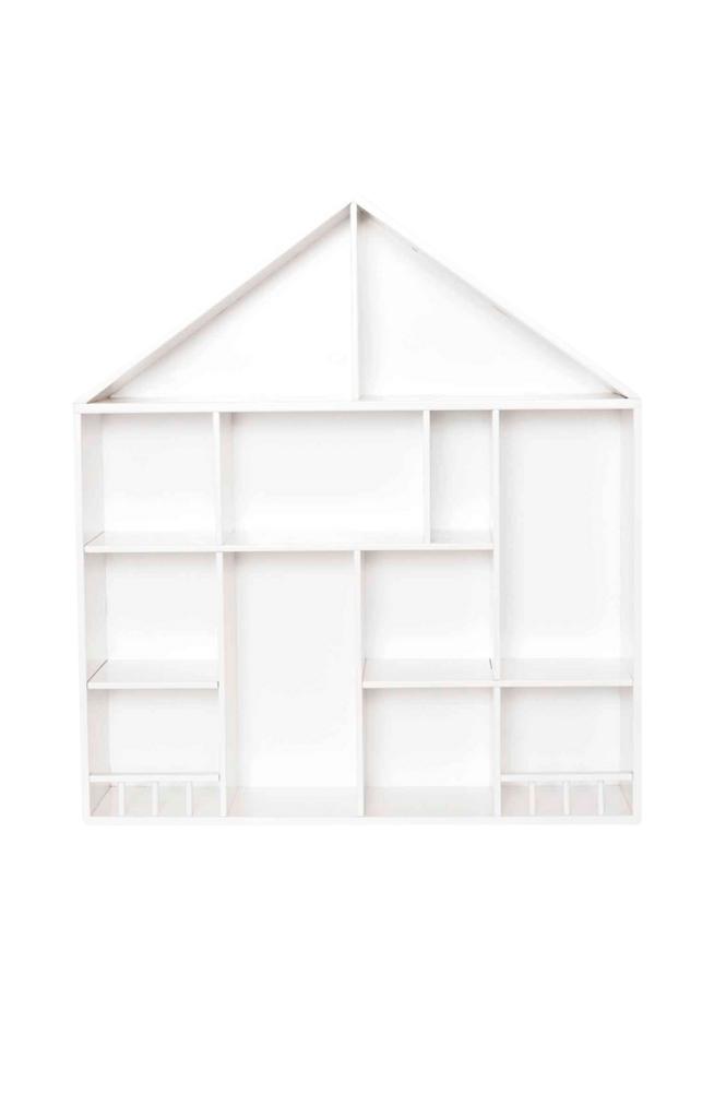 JaBaDaBaDo Pieni talohylly, valkoinen