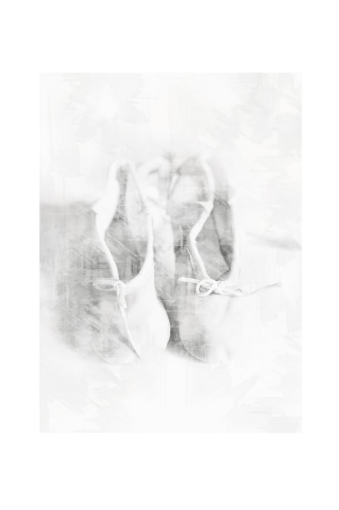 Ingrid Kraiser Balettskor-juliste 50x70 cm