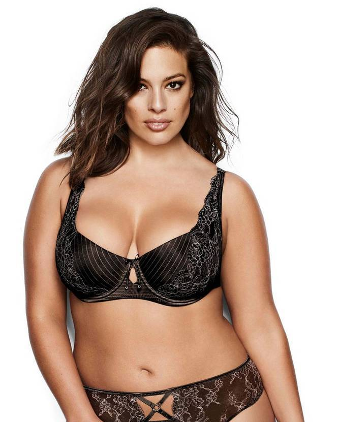 Ashley Graham Diva-kaariliivit