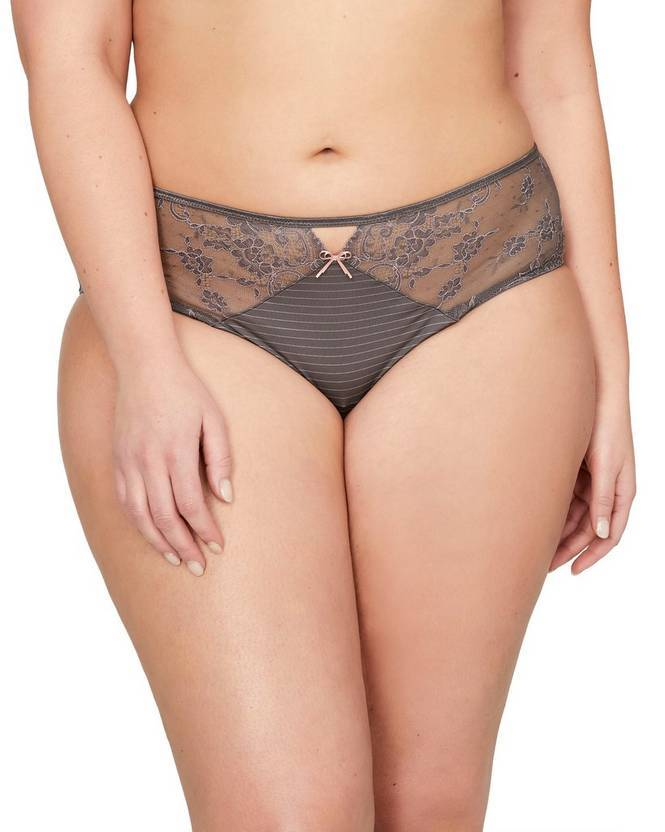 Ashley Graham Panty Hi cut -pikkuhousut