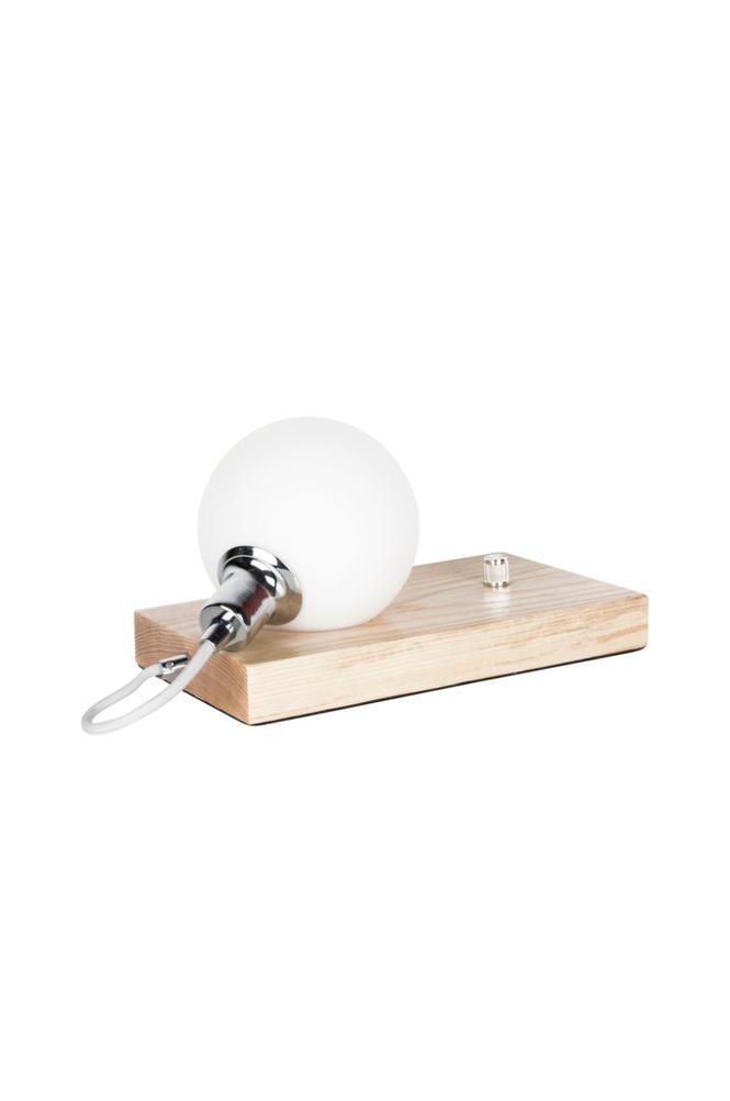 Globen lighting Orb Ask -pöytävalaisin