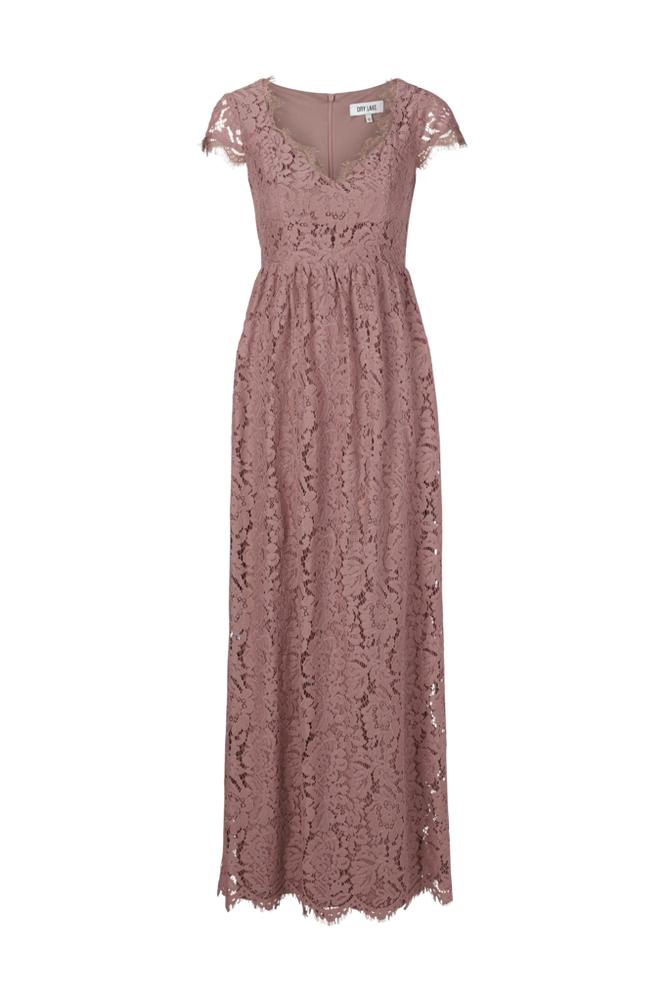 Dry Lake Kayla Long Dress -maksimekko