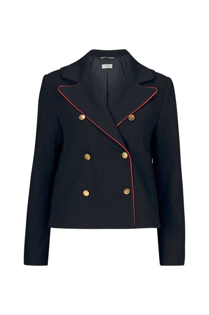 Hunkydory Rita Short Jersey Blazer -jakku
