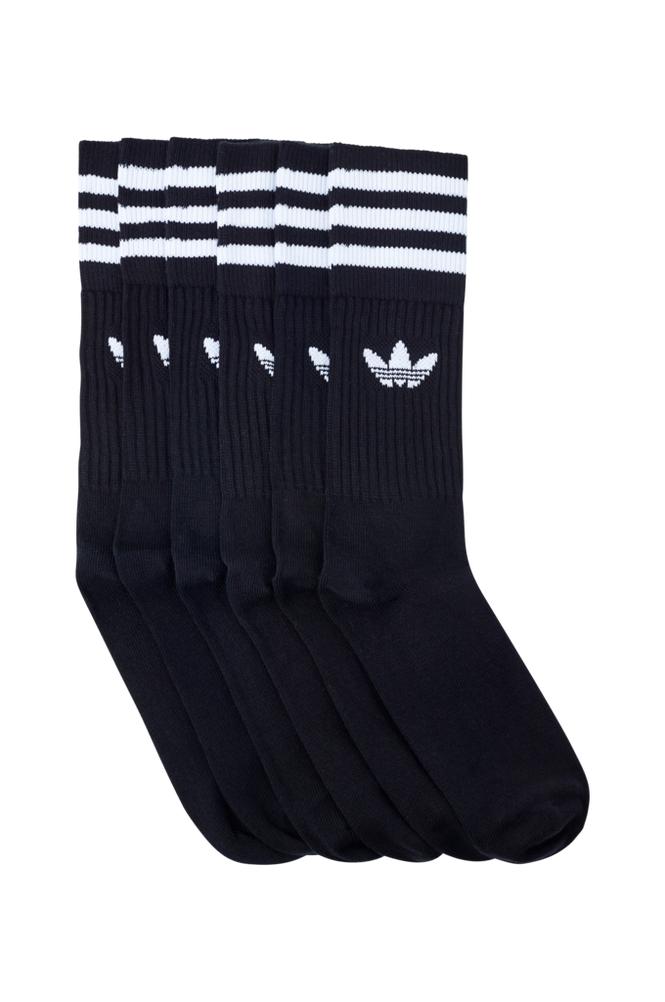 adidas Originals Solid Crew Sock -urheilusukat fb2ae9f119