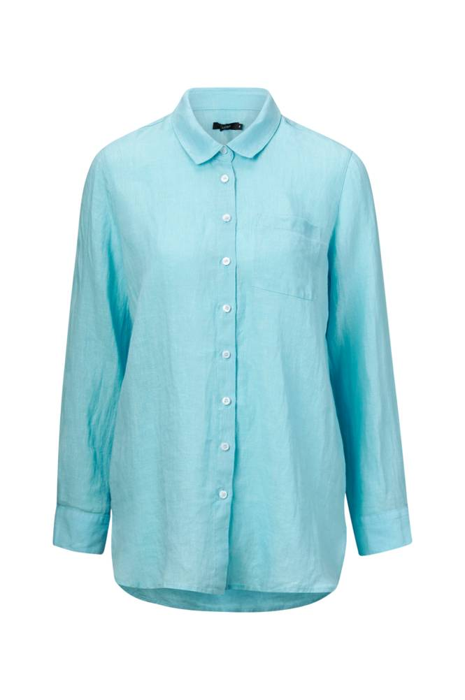 Nanso Shirt Pellava -paitapusero