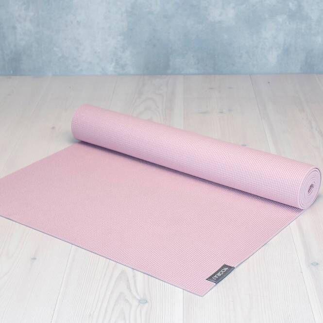 Yogiraj All-round-joogamatto 6 mm roosa