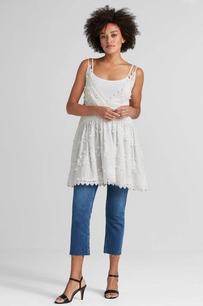 By Malina Issa Mini Dress -mekko