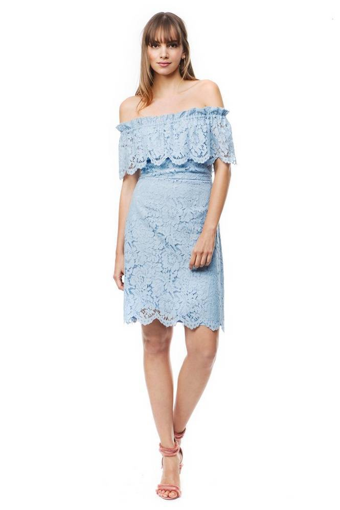 By Malina Serafina Mini Dress -mekko