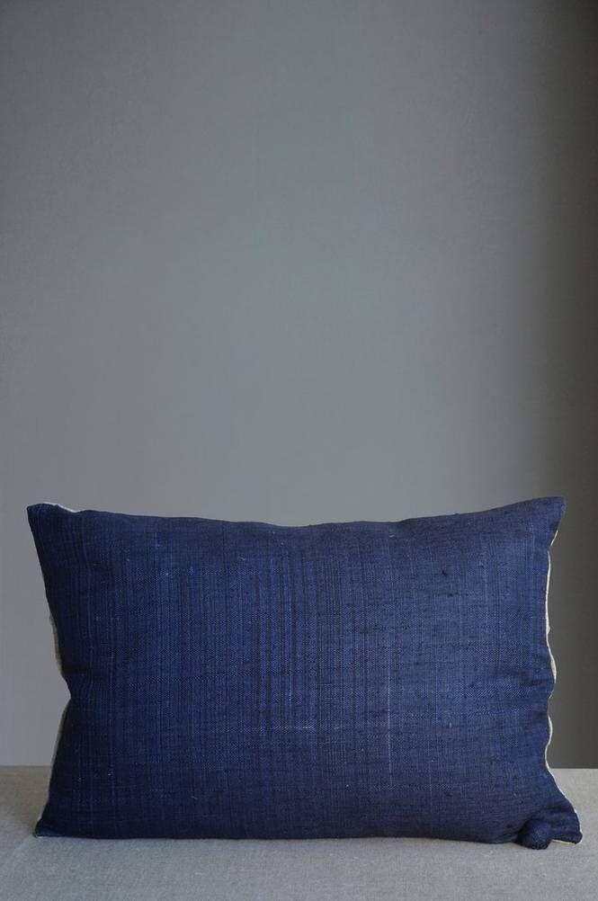 Mimou Lea tyyny, käsinkudottu, 30x50 cm