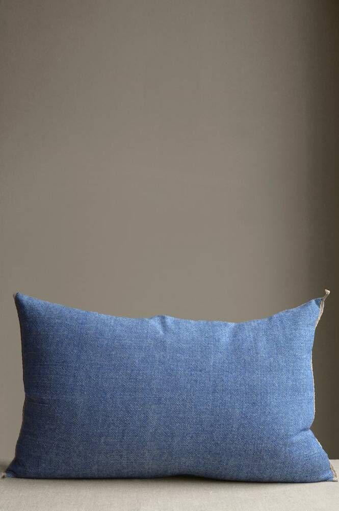 Mimou Bliss-tyyny, käsinkudottu ja kasvivärjätty