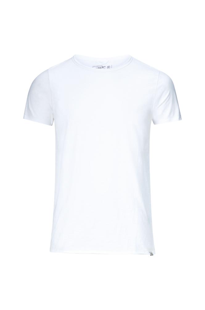Dstrezzed Basic Round Neck s/s Slub Jersey -T-paita