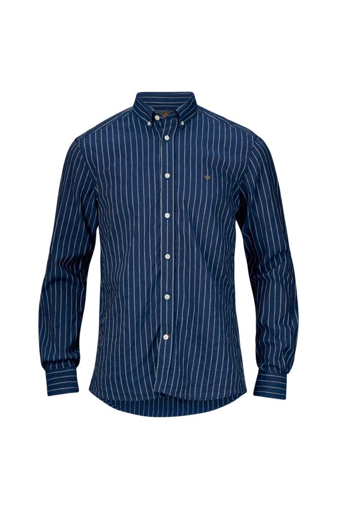 Morris Normandie Button Down Shirt -kauluspaita