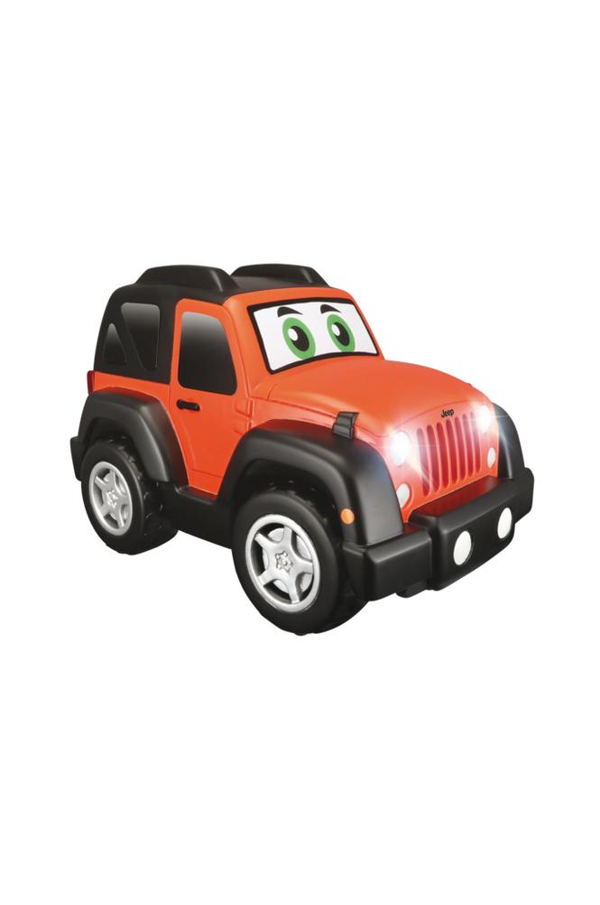 AMO Toys Jeep Ensimmäinen radio-ohjattava autoni