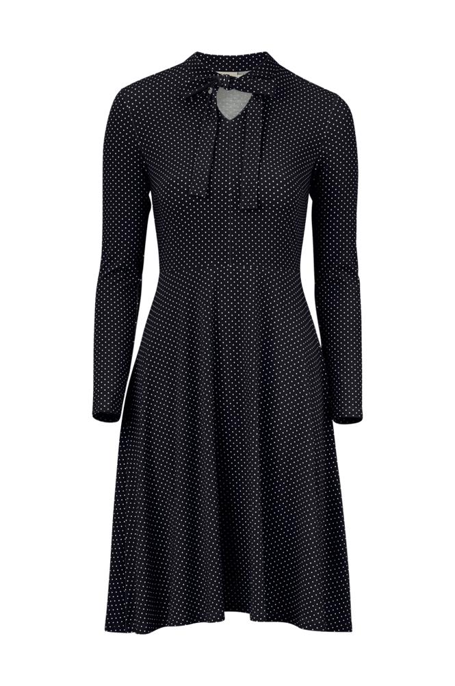 Jumperfabriken Elvy Dot Dress -mekko