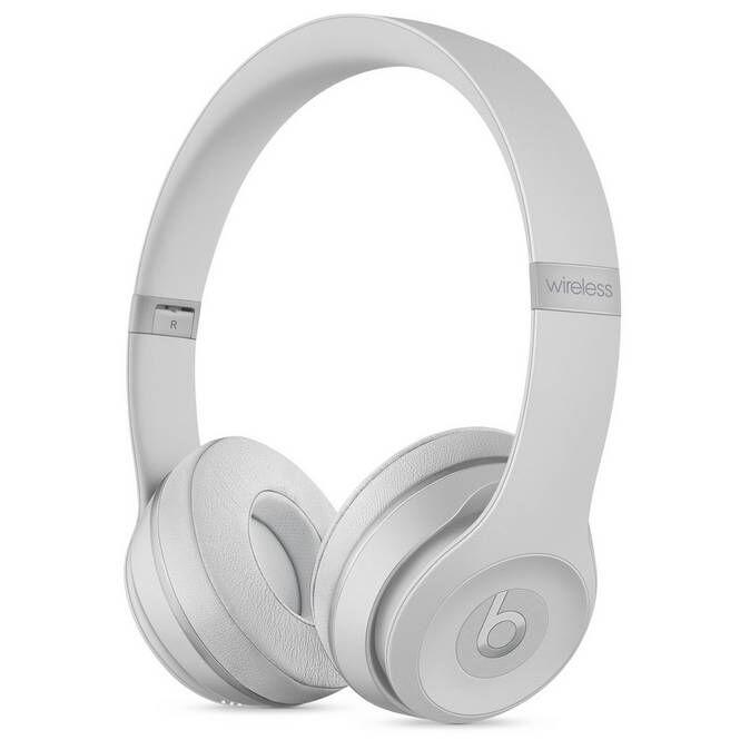 Beats by Dr.Dre Solo3 Wireless Matte Silver