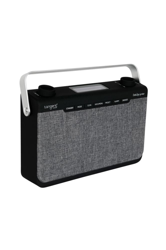Tangent DAB2go Junior Radio Black