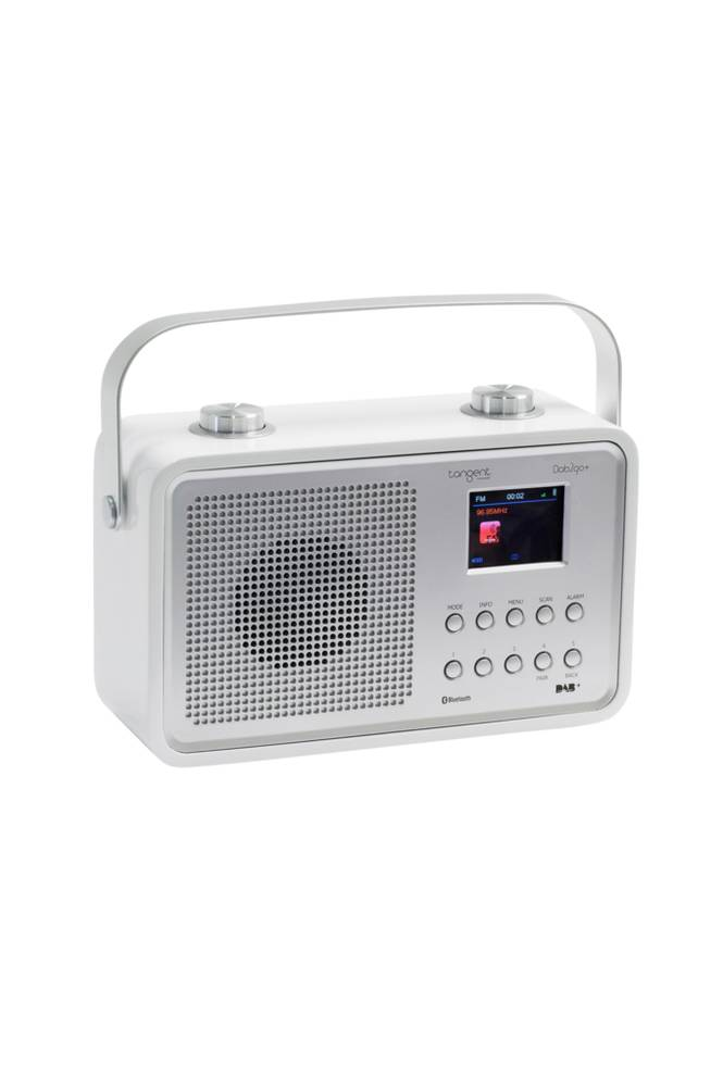 Tangent DAB2go+ Radio White