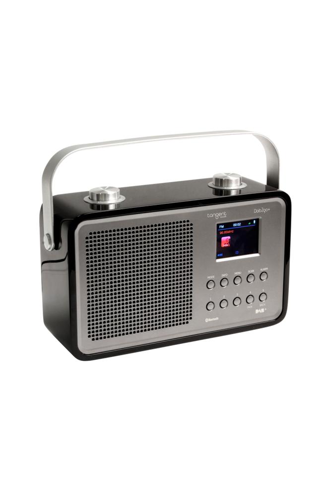 Tangent Radio Black DAB2go+