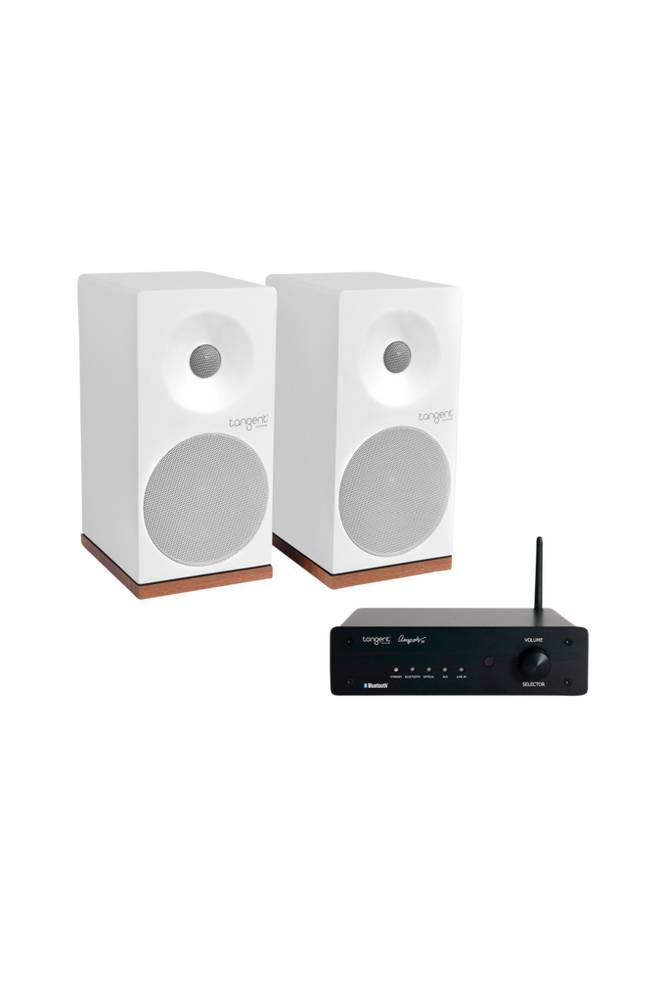 Tangent Ampster X4 Micro System White