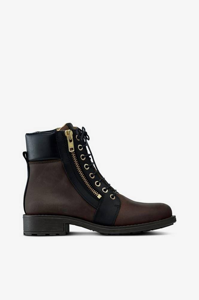 Johnny Bulls Low Lace Zip Boot -nilkkurit