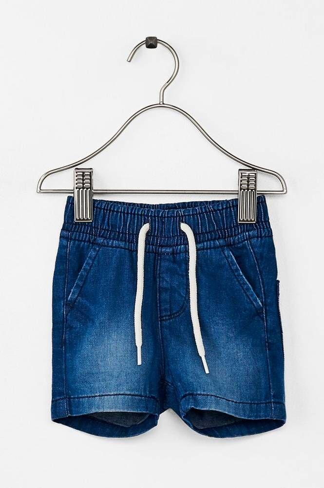 Name it NmbRyan dnmAben 3051 Long Shorts farkkushortsit