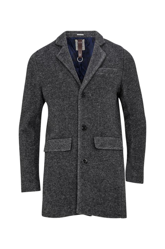 Dstrezzed Boucle Wool -takki