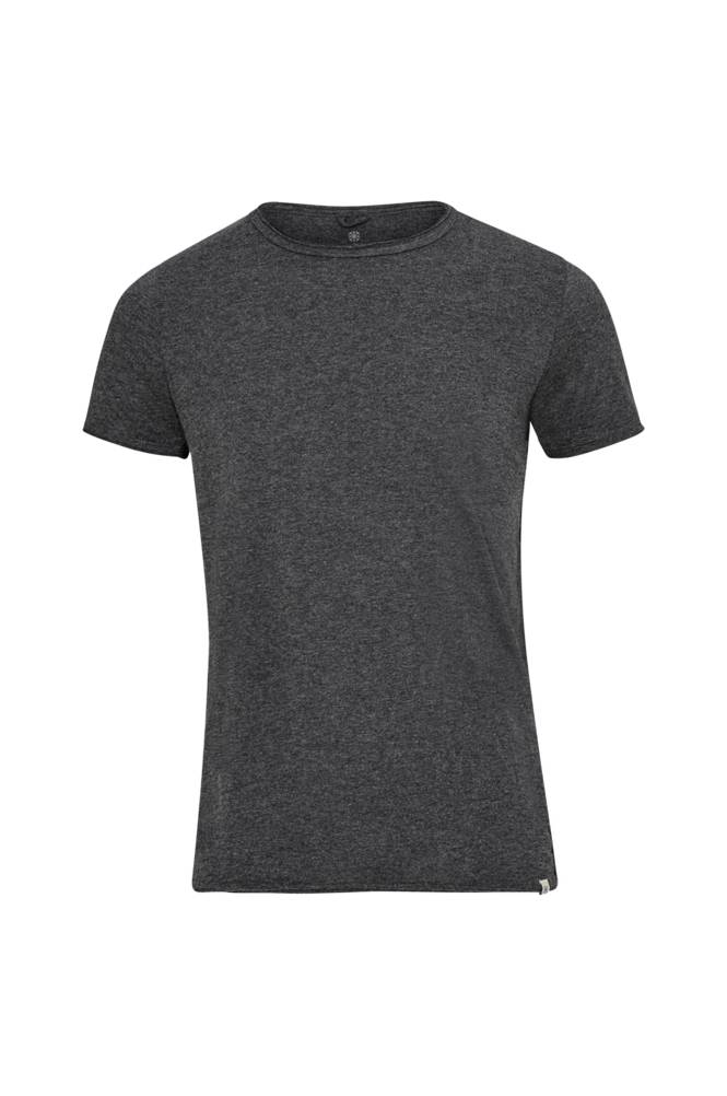Dstrezzed Basic Round Neck Tee Slub Jersey T paita
