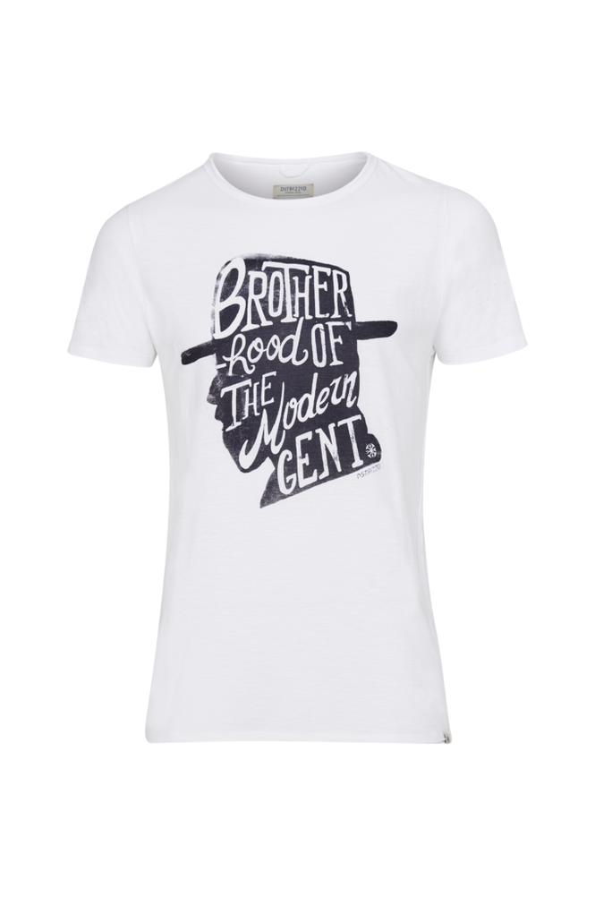 Dstrezzed Graphic Tee Slub Jersey -T-paita
