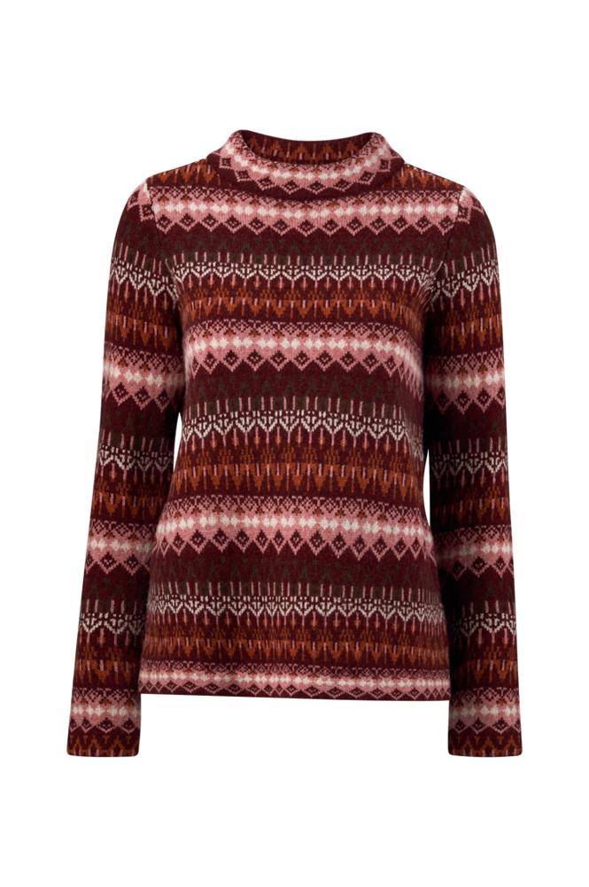 Jumperfabriken Gunnel Sweater -neulepusero