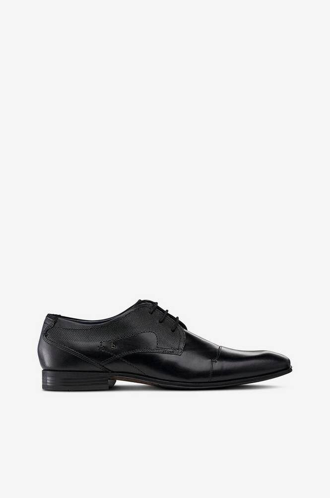Bugatti Mattia-kengät, matalakantaiset