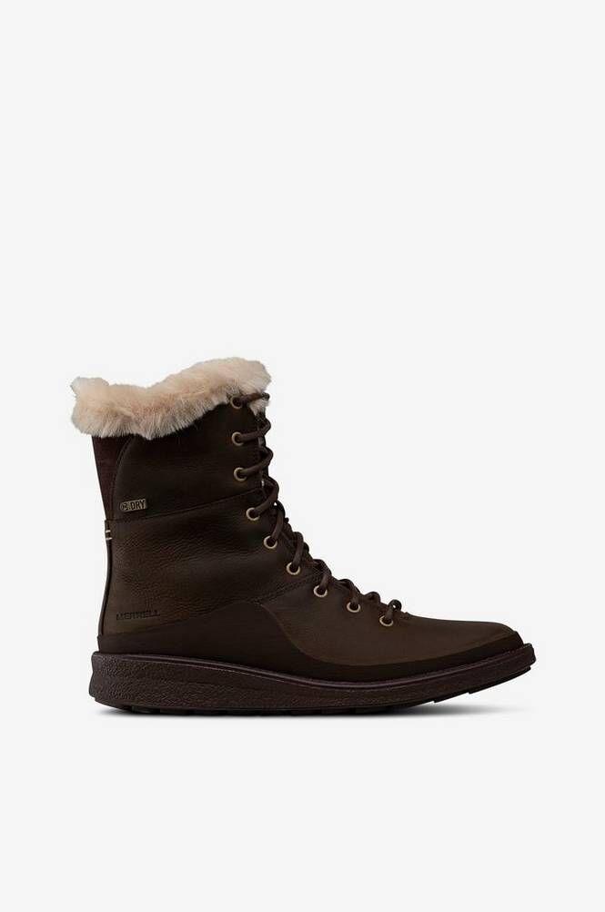 Merrell Tremblant Ezra Mid Polar WP kengät