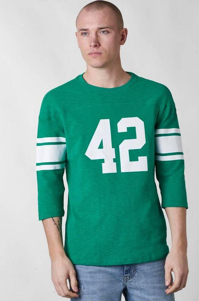 Studio Total Dan Football Jersey Green -pusero