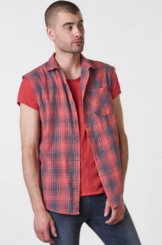 William Baxter Perry Sleeveless Shirt kauluspaita