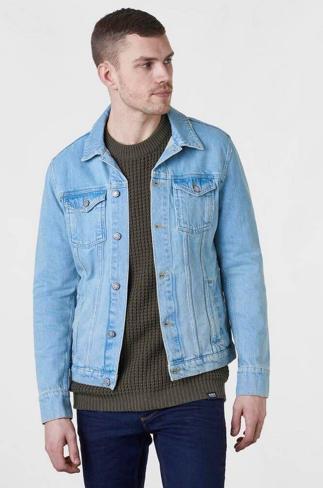 William Baxter Miller Denim Jacket -farkkutakku
