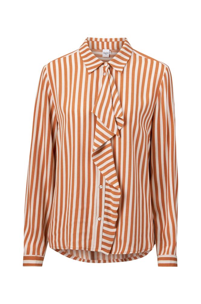 Saint Tropez Two Tone Stripe -paita