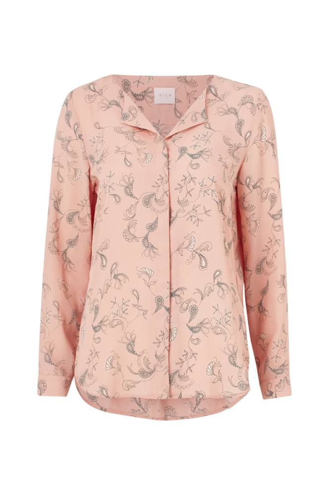 Image of Vila ViLucy L/S Shirt paita