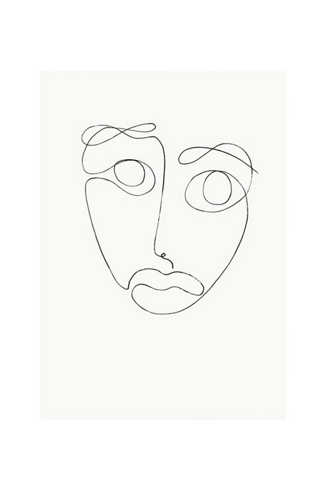 Kortkartellet The Mask juliste 50 x 70