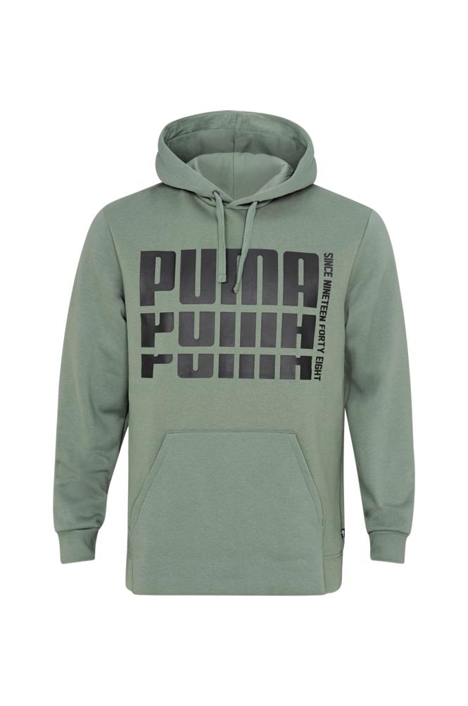Puma Rebel Bold Hoody FL -collegehuppari