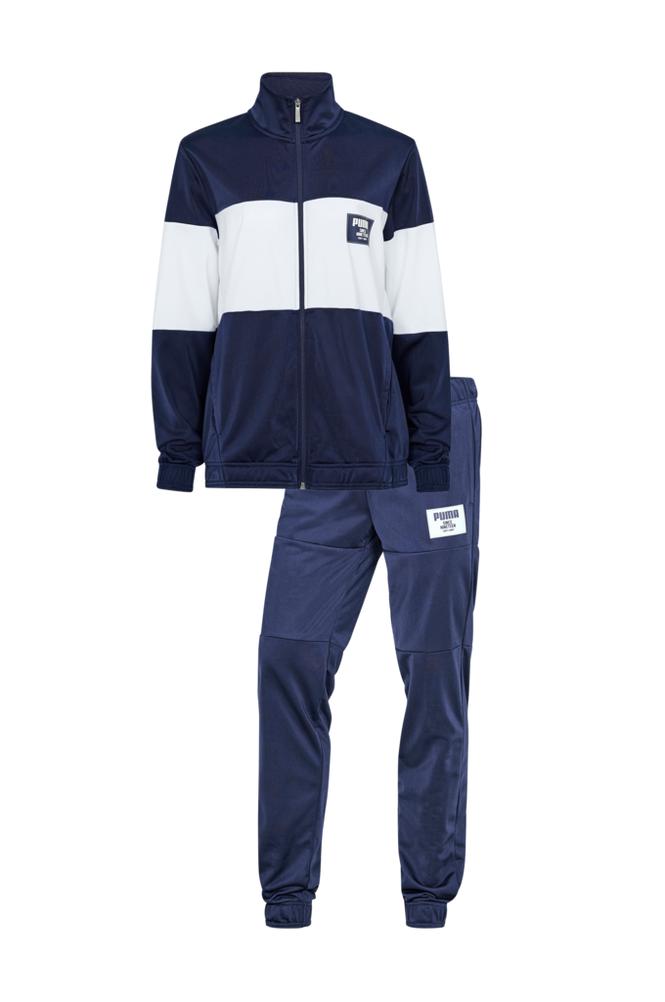 Puma Rebel Block Tricot Suit Cl -verryttelypuku