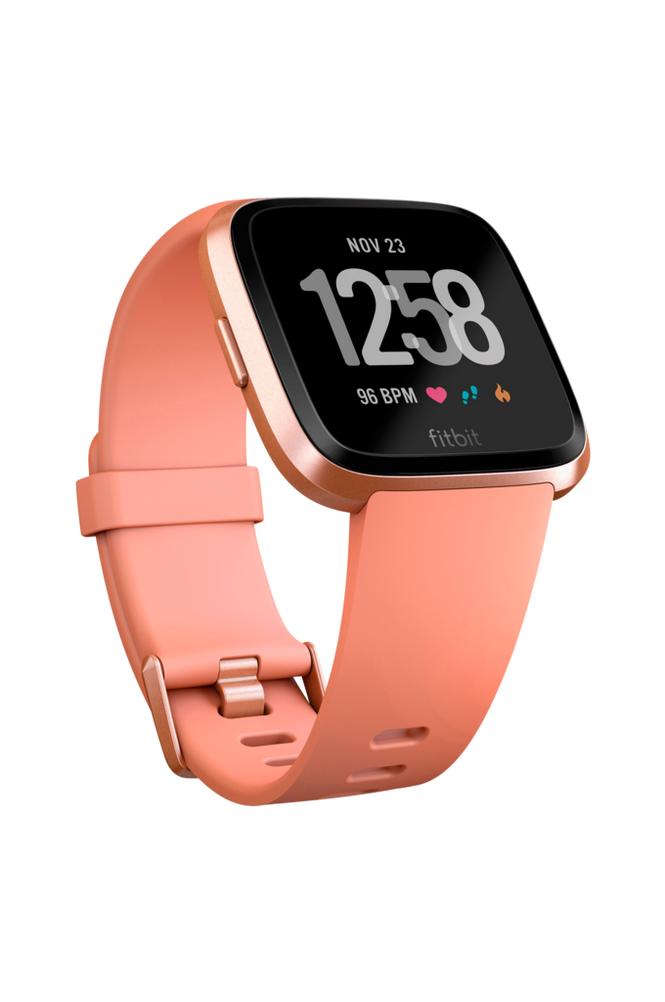 Fitbit Versa Peach/RoseGold Aluminium