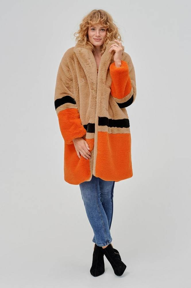 InWear Gavi Coat -tekoturkistakki
