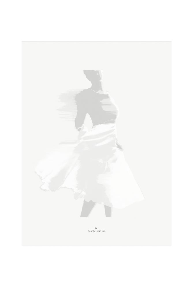 Ingrid Kraiser Vind-juliste 50 x 70 cm