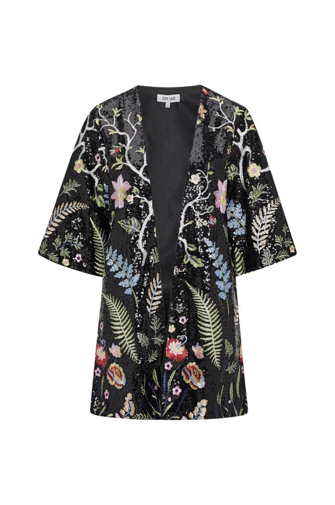 Dry Lake Paola-kimono